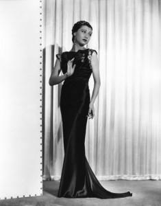 Anna May Wong in 1930. Photo courtesy of IMDB.