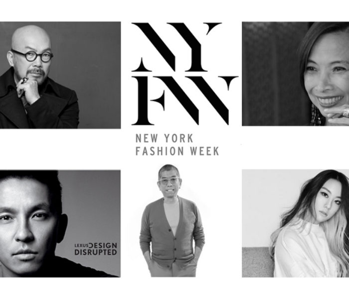 Top 5 Asian designers featured at New York Fashion Week