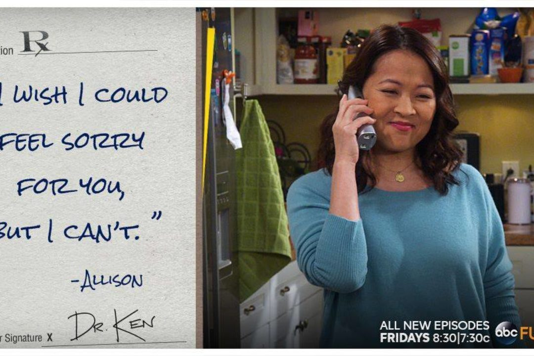 """Dr. Ken – Fresh Take On The Asian-American Family in """"The Seminar"""""""