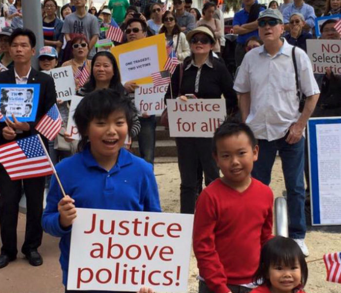 Divided we fall: How Asian Americans are responding to Officer Peter Liang's conviction