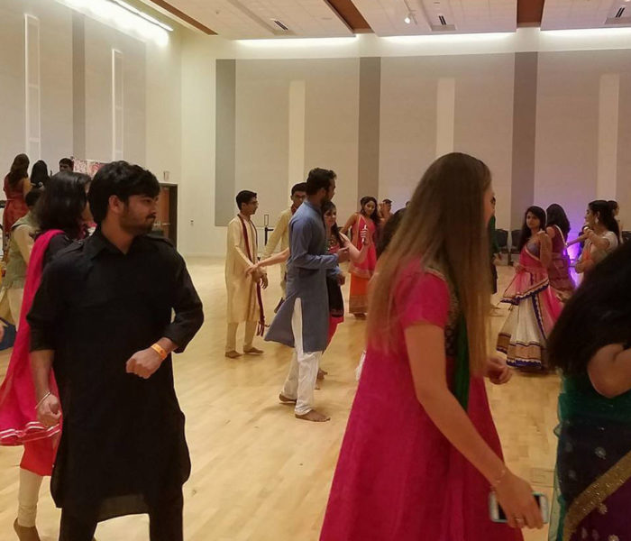 ISA dances the night away: Garba 2017