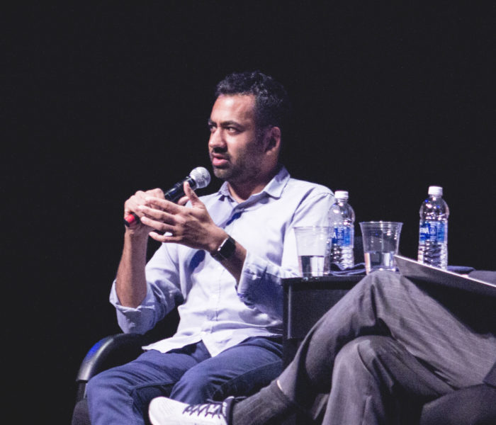 Kal Penn discusses career combining politics and acting