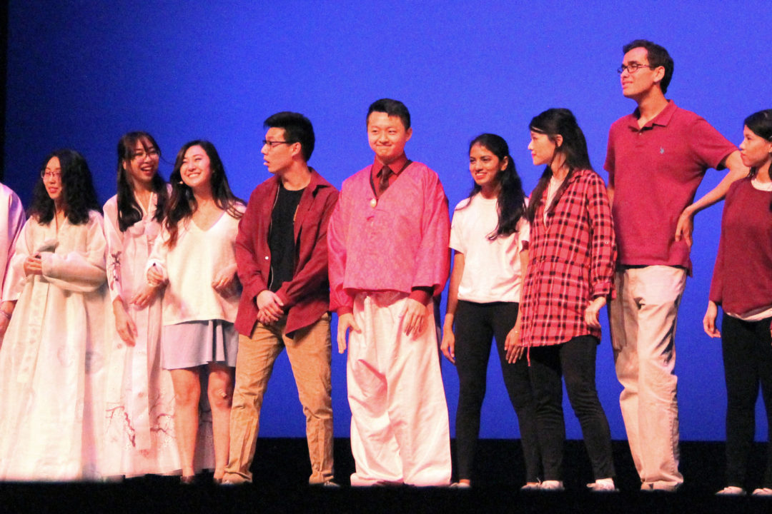 UF KUSA and CASA celebrate first joint Lunar New Year Festival